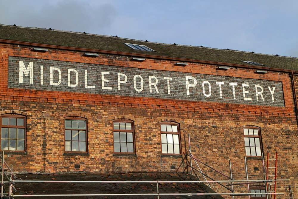 Middleport pottery