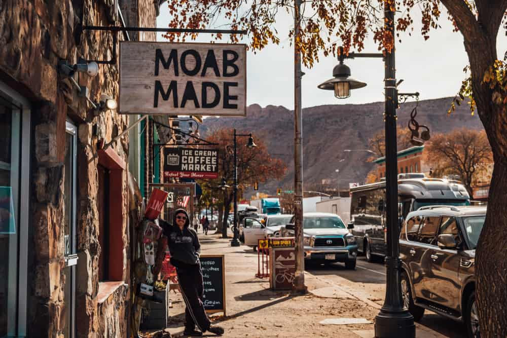 Moab - best places to visit in April