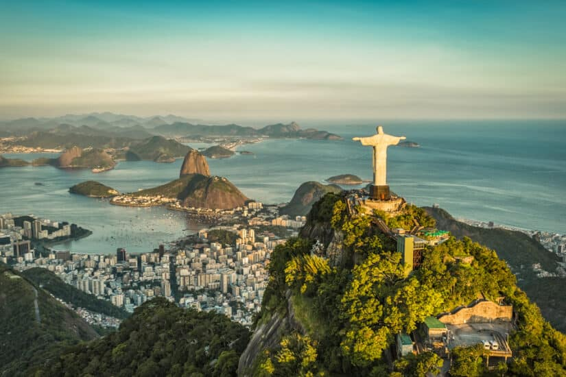 The most beautiful places to visit in Brazil