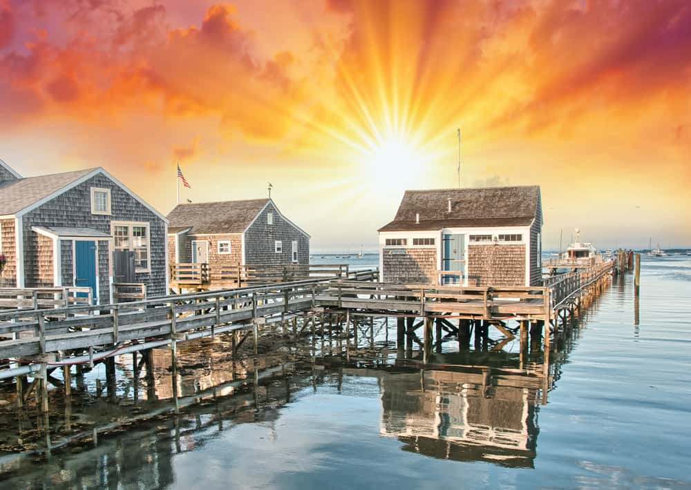 Nantucket - most beautiful places to visit in Massachusetts