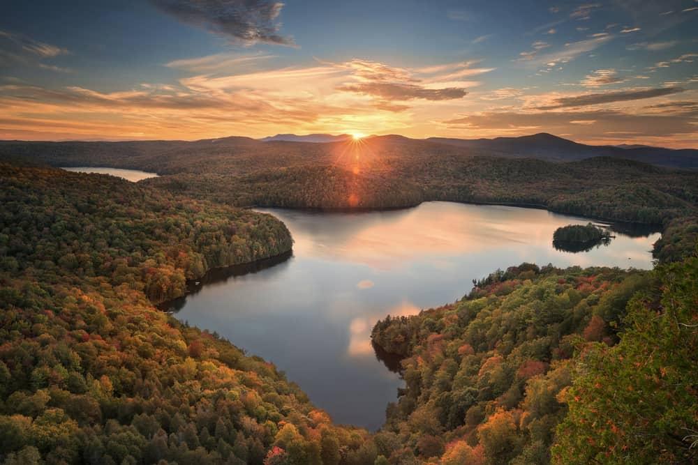 Nichols Pond Vermont