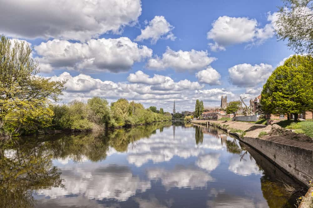 River Severn Worcestershire
