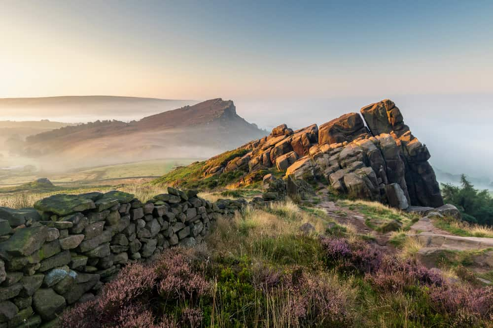 Roaches in the Peak District
