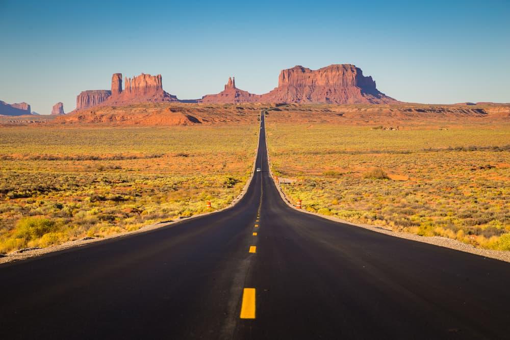 Route 163 Utah