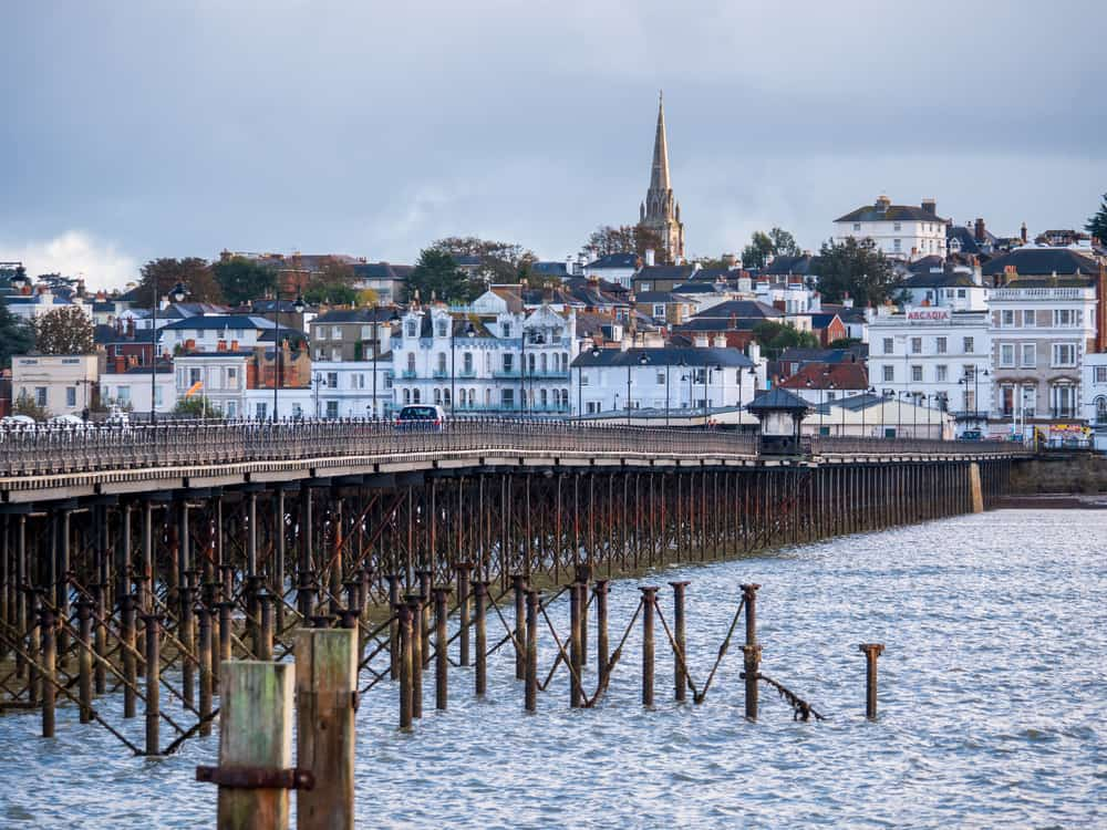 Ryde - great places in Isle of Wight
