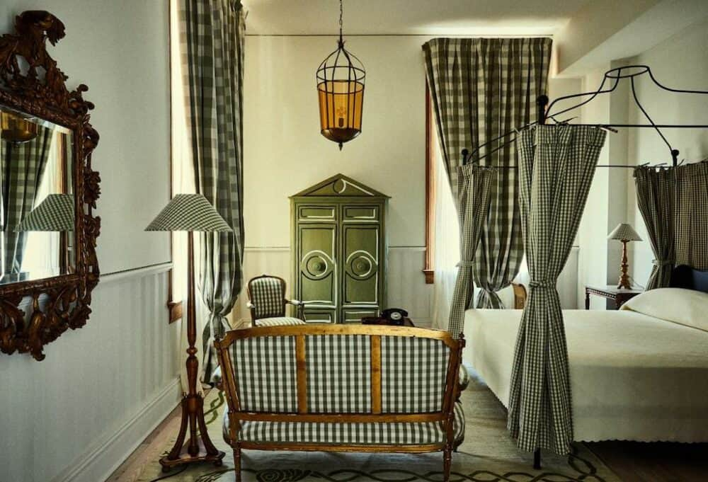 Small boutique hotel in New Orleans