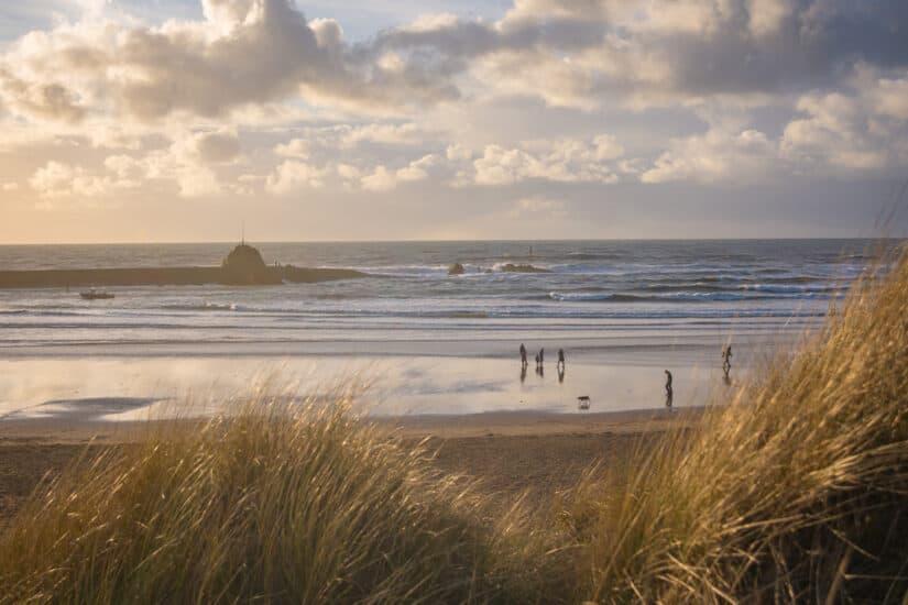 Beautiful under-the-radar beaches in Cornwall