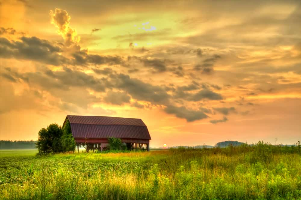 The most beautiful places to visit in Oklahoma