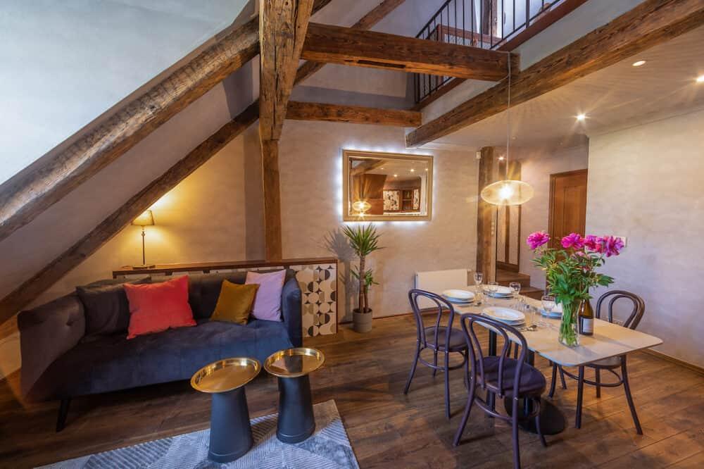 Trendy apartment in Prague