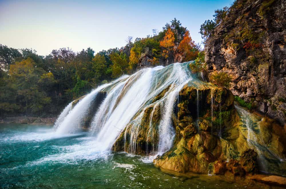 Turner Falls Oklahoma