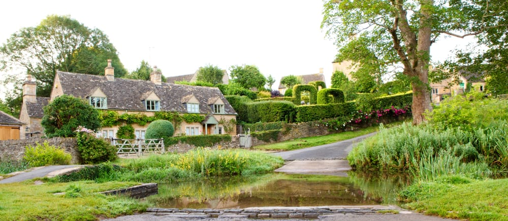 Upper Slaughter Cotswolds