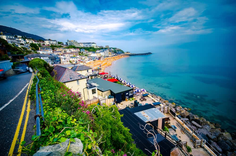 Ventnor - best places to visit in the Isle of Wight