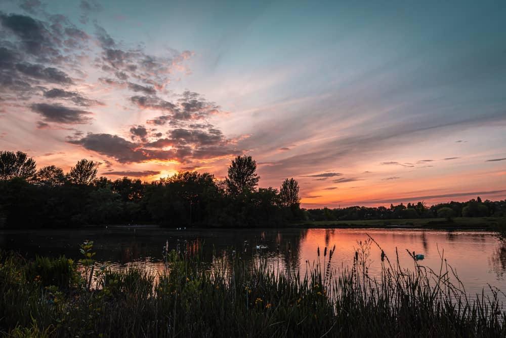 Westport Lake Staffordshire