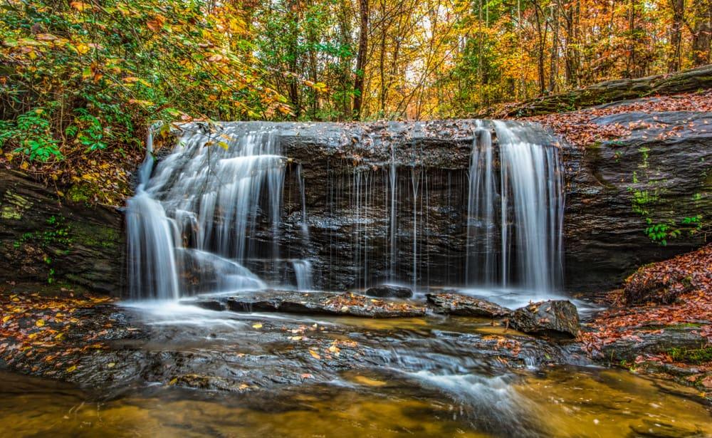 Wildcat Falls South Carolina
