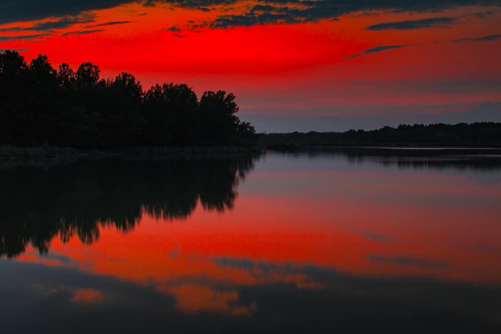 Zorinsky Lake Nebraska
