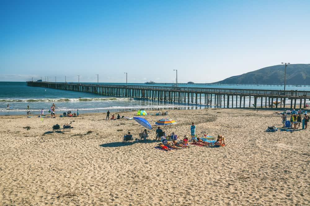 Avila Beach California December