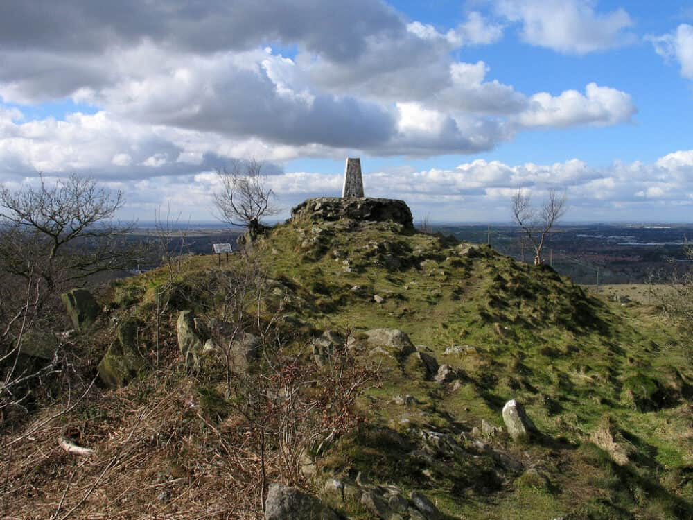 Bardon Hill leicestershire