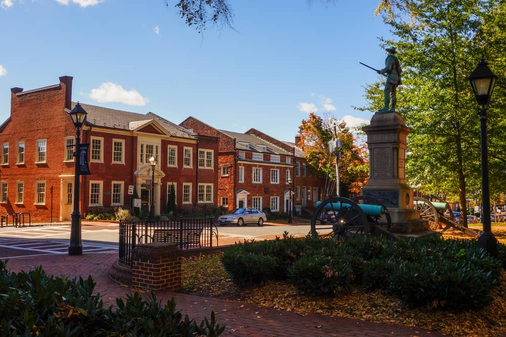 Charlottesville - best places to visit in Charlottesville