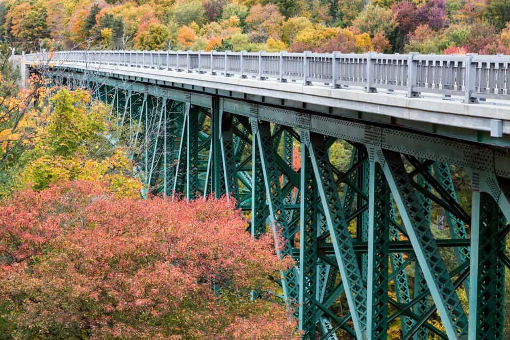 Cut River Bridge State Roadside Park