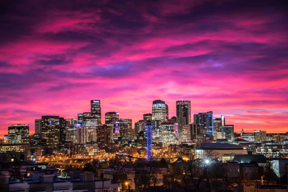 Denver - best places to visit in Colorado