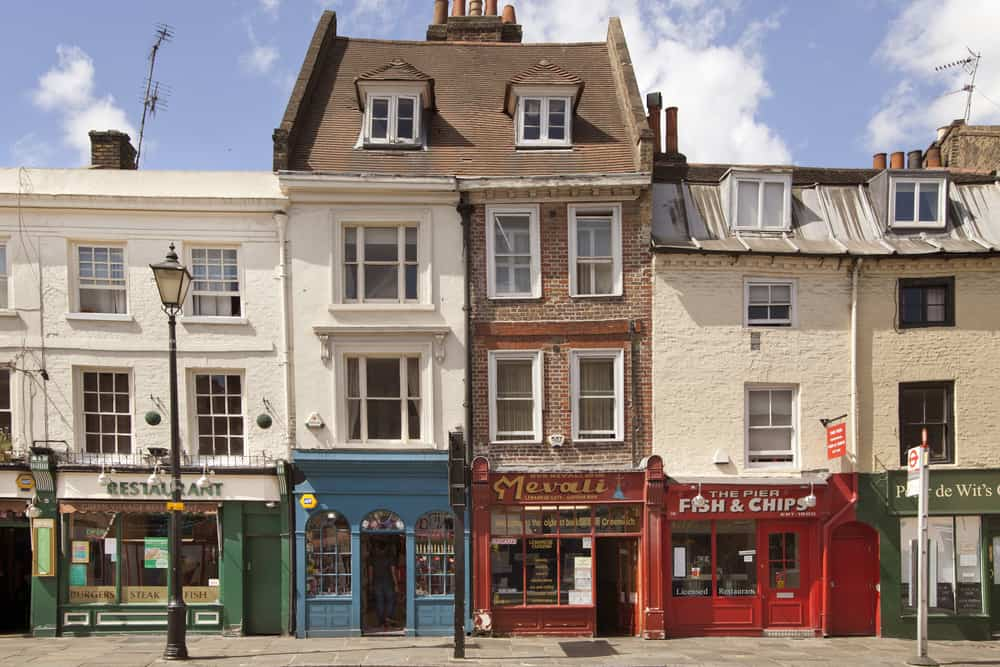 Greenwich Village London
