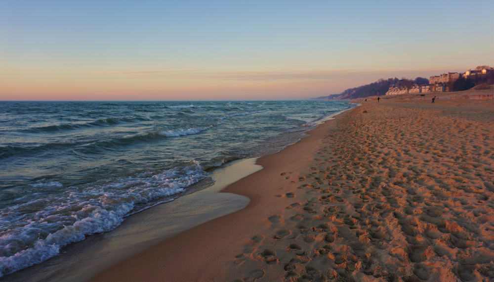 Holland State Park Beach