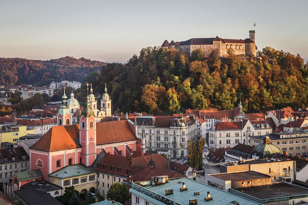 Ljubljana - best places to visit in Slovenia