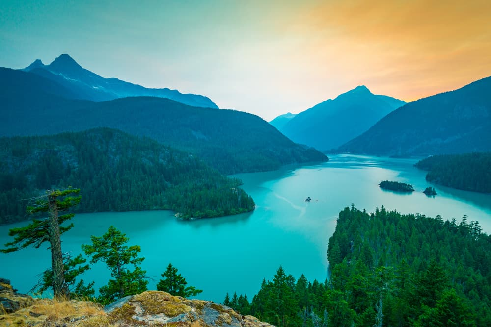 Most beautiful places to visit in Washington
