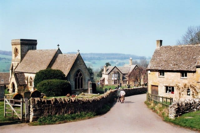 Snowhill Village cotswolds