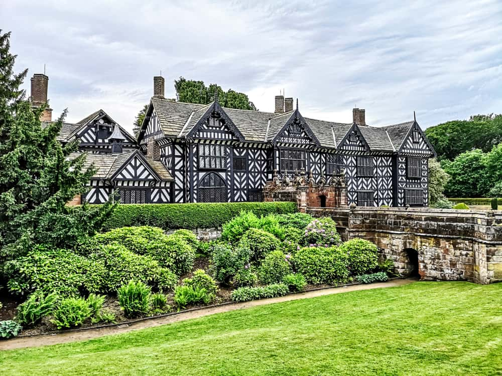 Speke Hall - best places to visit in Merseyside