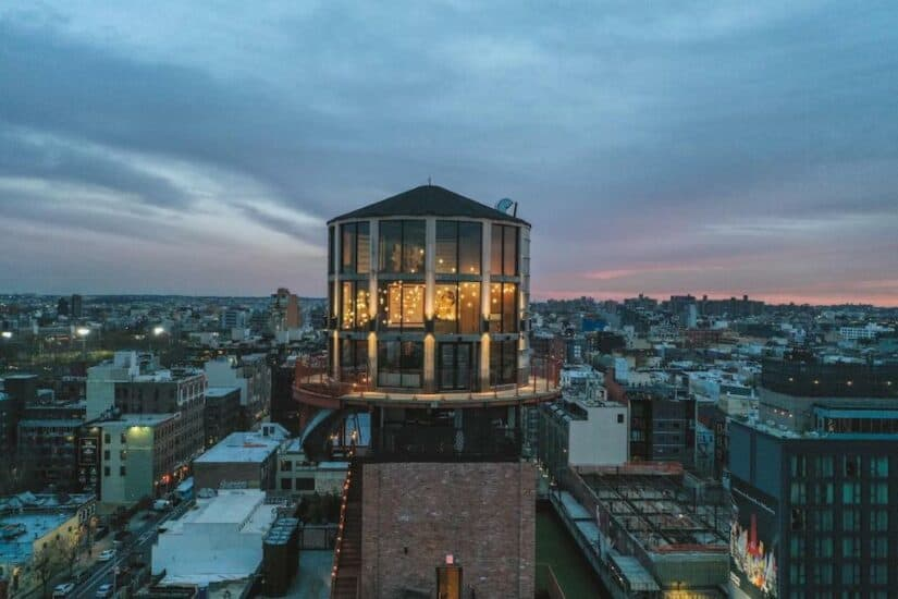 Cool and Unique hotel in Brooklyn