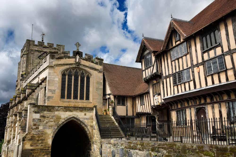 Warwick - best places to visit in Warwickshire