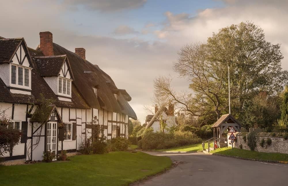 Welcombe Hills Warwickshire