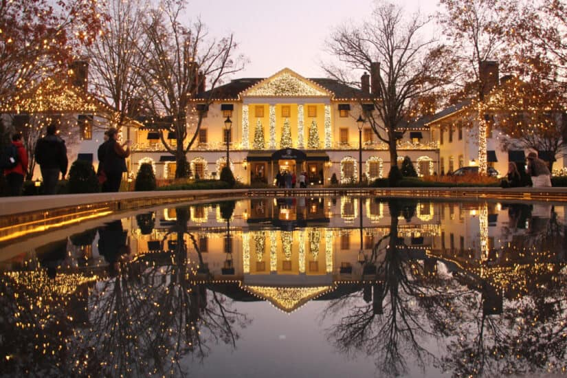 Williamsburg Virginia - most beautiful places to visit in Virginia