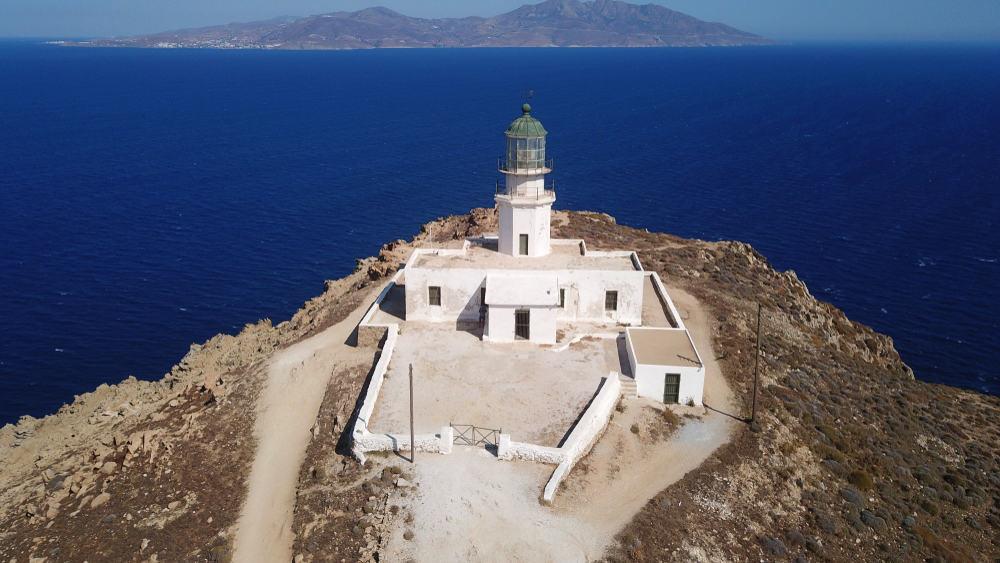 Armenistis Lighthouse Mykonos