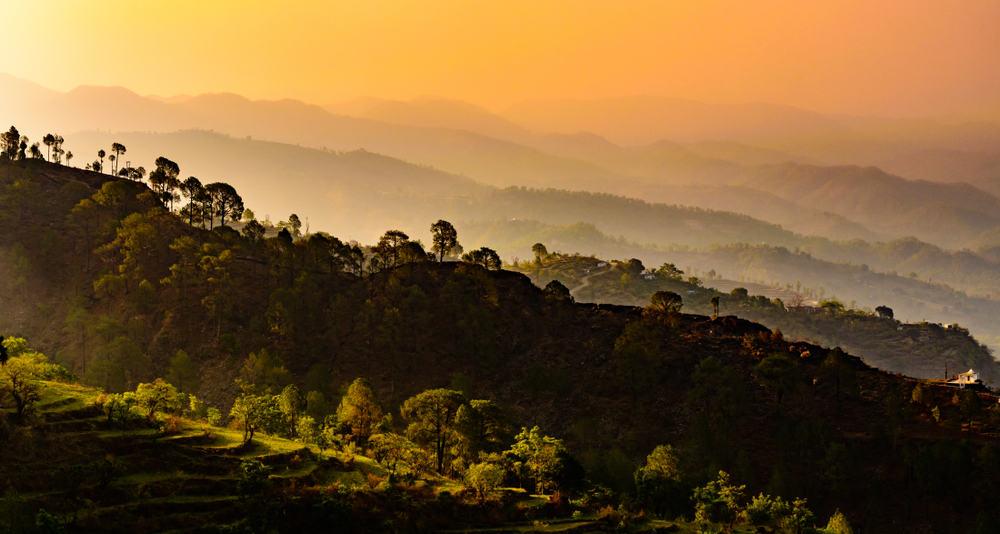 Binsar - beauty spots in India