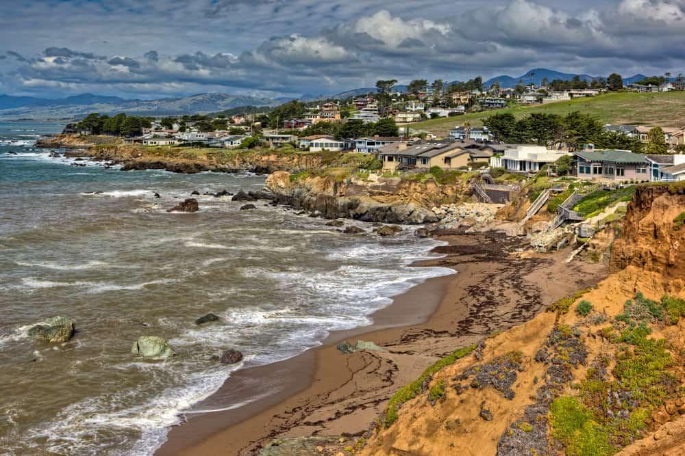 Cambria Beach California