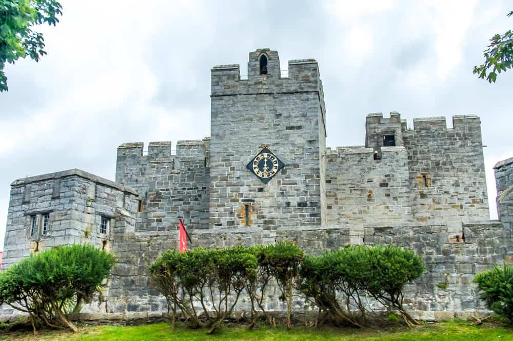 Castle Rushen Isle of Man