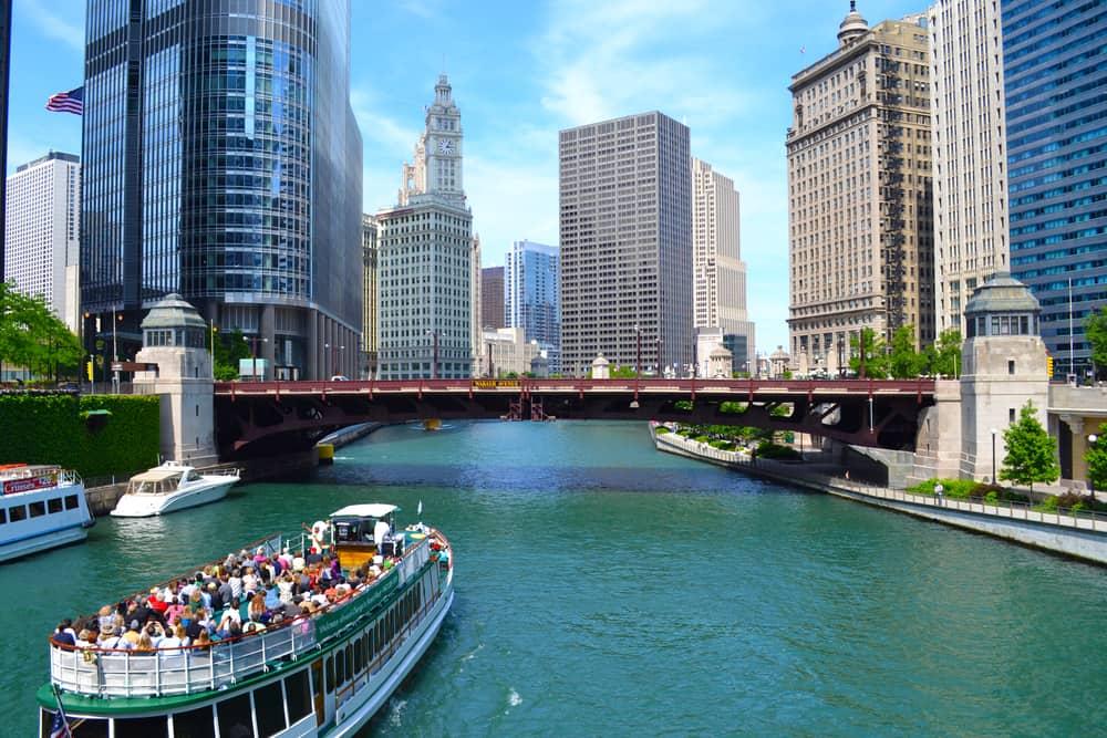 Chicago summer months