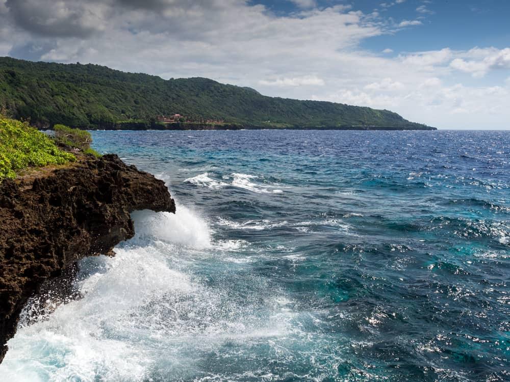 Christmas Island Coastline