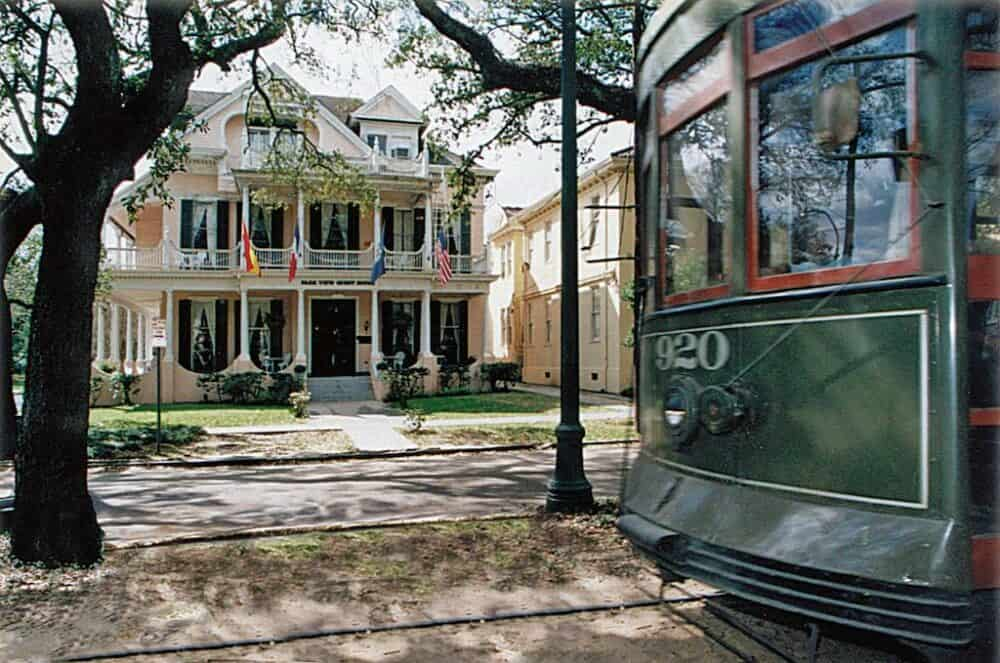 Couples retreat New Orleans