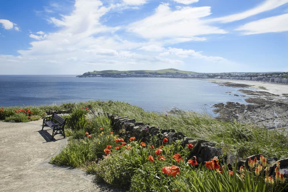 Douglas Bay Isle of Man