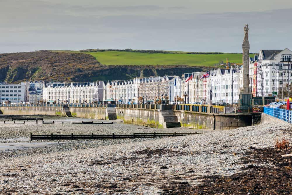 Douglas City Isle of Man