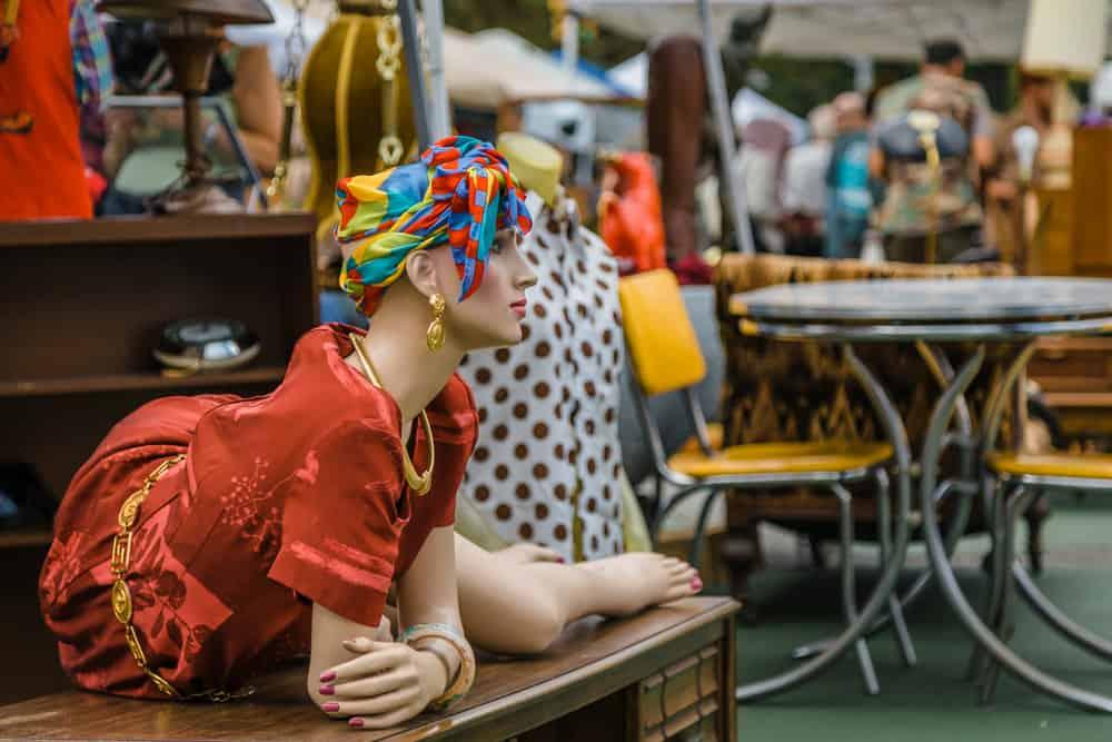 Flea market Florida