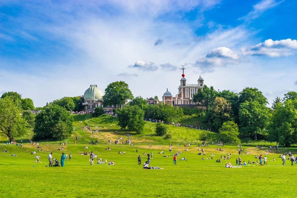 Greenwich Park - best parks in London
