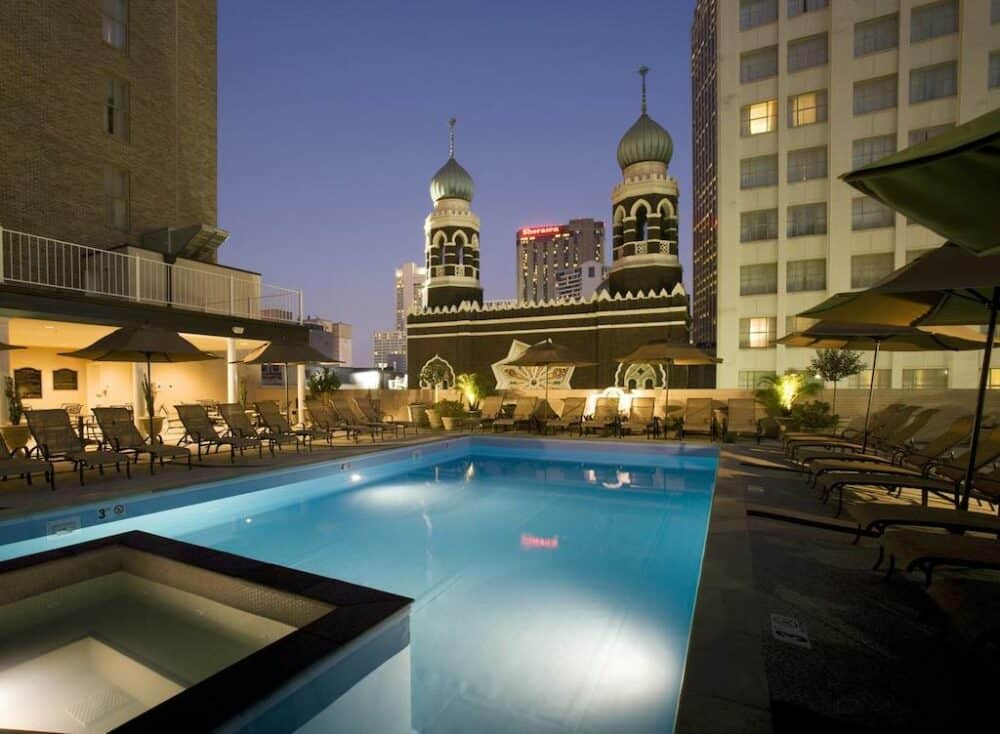 Hotel for couples in New Orleans