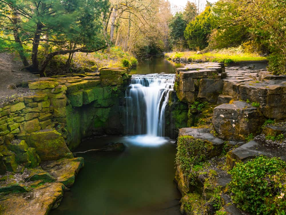Jesmond Dene - places to visit in Tyne and Wear