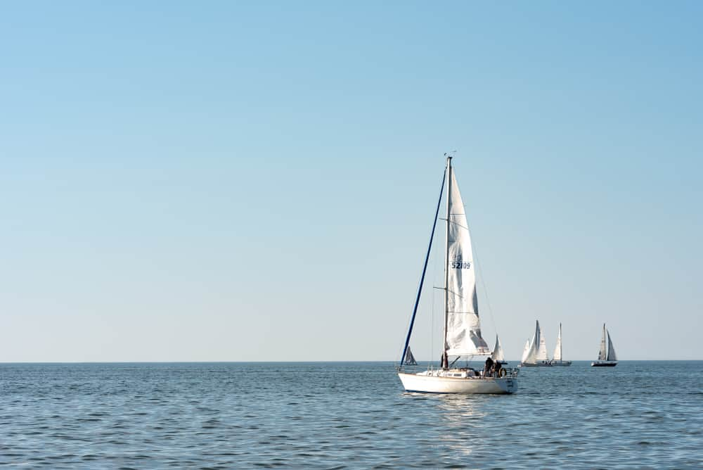 Lake Erie - places to visit in the summer USA