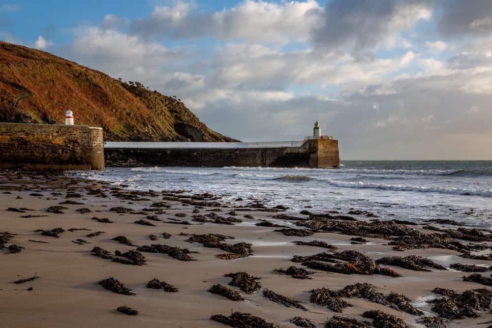 Laxey Beach Isle of Man