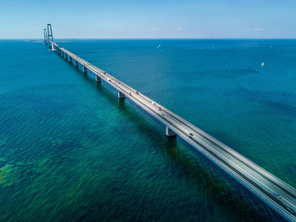 Øresund Bridge Sweden